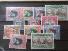 S192/4875 PAKISTAN Bahawalpur 18 -21 + Dienstmarken 17-24 xx