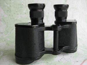WWII Zeiss 6x30 WA Dienstglas binoculars, German rln code