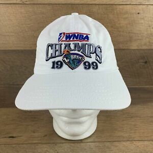 New York Liberty WNBA Champs 1999 Adjustable Basketball Cap