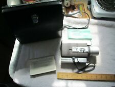 Canon Zoom 318 super 8 Movie camera w/ Case - GC