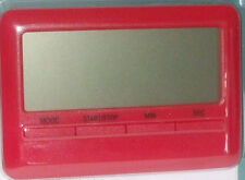 Edingtons Magnética Digital Temporizador De Cocina & Alarma Reloj