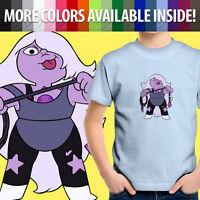Amethyst Steven Universe Crystal Gem Whip Cartoon Toddler Kids Tee Youth T-Shirt