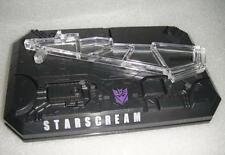 New Transformers Figure Base Stand Fit for Masterpiece MP11 Starscream In Stock
