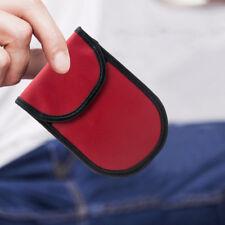 1x Keyless Entry Auto Schlüsselanhänger Signalblocker Schutzfolie Faraday Tasche