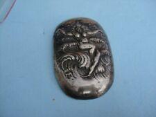 New ListingAntique Unger Sterling Silver Art Nouveau Soap Box Nude W/ Waves Repousse