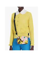 Orla Kiely Wedge Crossbody Bag Colour Lemon
