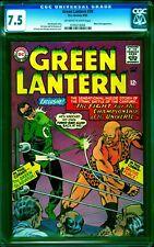 Green Lantern #39 CGC 7.5 -- 1965 -- Black Hand app. A+ centering #0195210004