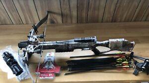 Excalibur Matrix 380 Crossbow Package With Custom Accessory Kit Included