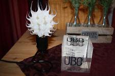 Retro Lampe von Ubo light Valdesign weiss
