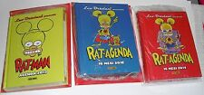 RAT MAN ratman 3 AGENDE 2013 2014 2015 blisterate nuove Cartonate