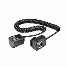 Godox TL-C 3M TTL Off-Camera Flash Sync Cord for Canon Camera Flashgun as OC-E3