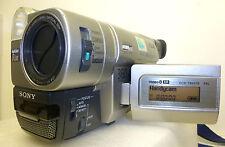 Camescope SONY CCD-TRV57E PAL VIDEO 8 + K7 Hi8 Très bon état comme neuf