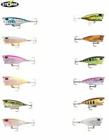 STORM Gomoku Popper Fishing Lure 4 - 6cm / 3 - 7.5g Various Colours