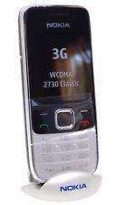 Nokia 2730c Silver Greek Keypad Swap Original unlcoked