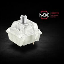 1 x NEW Cherry MX Speed Silver RGB Switches Replacement Genuine Cherry UK Stock