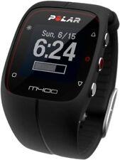 Pulsómetro polar M400 HR GPS negro