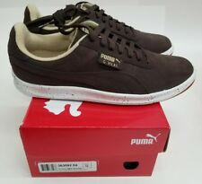 PUMA G. Vilas Nubuck Speckle Men's Sneakers, Sz.10 NEW