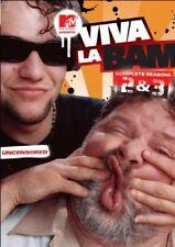 Viva La Bam: Seasons 2 - 3 NEW R4 DVD