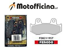 PASTIGLIE FRENO ANTERIORE FERODO FDB2119ST SINTER GRIP STRADALE HONDA SH/NES/PES