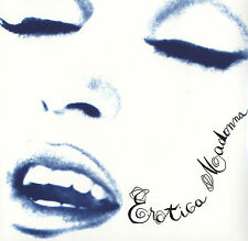 Madonna - Erotica (180g 2LP Vinyl, Gatefold) Maverick, NEU+OVP!