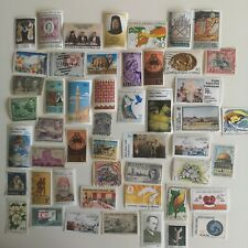 100 Different Cyprus Stamp Collection