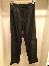 Siena Studio Genuine Leather Pants Size 2