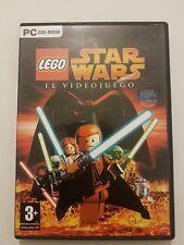 Lego Star Wars El Videojuego para PC/Ordenador version España y completo