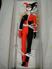 DC DIRECT HARLEY QUINN TONNER DOLL NEW! Batman Animated Series Figurine Figure