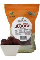 McCabe USDA ORGANIC Sun-Dried Jujube, 130g