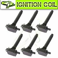 6PCS Ignition Coil For Dodge Durango Jeep Cherokee Ram 1500 ProMaster Chrysler