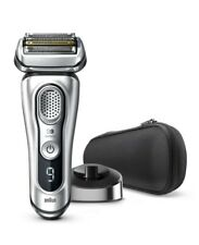 New Braun Series 9 Latest Generation Wet & Dry Electric Shaver With Charging St