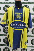 Maglia calcio ROSARIO CENTRAL TG L 1998-00 shirt trikot camiseta maillot jersey