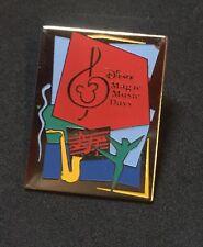 isneyland - Awesome Disney Magic D Music Days Pin - Vintage