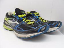 Brooks Men's Ravenna 5 Running Shoes Gray/Black/Lime Size 11.5M