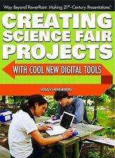 Creating Science Fair Projects With Cool New Digital Tools (Way Beyond Powerpoin
