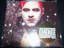 Fischerspooner Emerge Australian Remixes CD Single – Like New