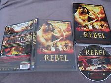 The rebel de Charlie Nguyn avec Johnny Nguyn, DVD, Action