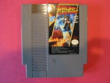 BACK TO THE FUTURE NINTENDO GAME ORIGINAL SYSTEM NES HQ