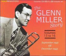 The Glenn Miller Story: Centenary Collection, Vols. 13-16 [Box] by Glenn Miller