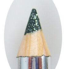 Crayon Eyeliner Vert avec Paillettes Argentées Makki