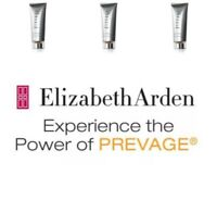 3 PACK Elizabeth Arden Prevage Body Transforming Anti-Aging Moisturizer 2.4 oz