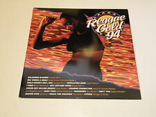 REGGAE GOLD 94 - LP YELLOW TRASPARENT VP RECORDS MADE IN U.S.A. 1994 MINT-/EX-