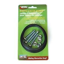 "Valterra T1003-7VP 3"" Valterra Old Style Waste Valve Seals with Hardware"