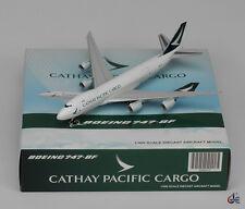 CX Cathay Pacific B747-8F B-LJN JC Wings 1:400 Diecast Models *Free S&H* XX4955