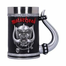 More details for motorhead warpig tankard 14.5cm cup mug - officially licensed - free p+p