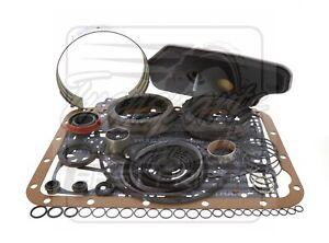 Fits 4R44E 5R44E 5R55E Transmission 2WD Master Rebuild Kit 97-Up W/ Filter