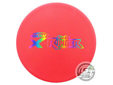New Discraft Elite X Ringer 170-172g Red Rainbow Foil Putter Golf Disc