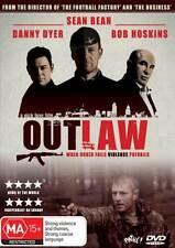 Outlaw * NEW DVD * Bob Hoskins Danny Dyer Rupert Friend Sean Bean