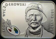 20 zl 2007 - Polen - Leon Wyczółkowski Maler