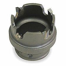 GREENLEE Carbide Hole Saw,Carbide Tipped,1-1/8 In, 645-1-1/8